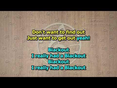 Scorpions - Blackout (Karaoke)