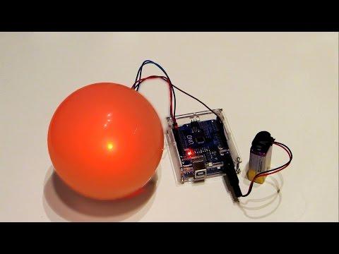 RGB светодиод и Arduino: Все цвета и оттенки радуги
