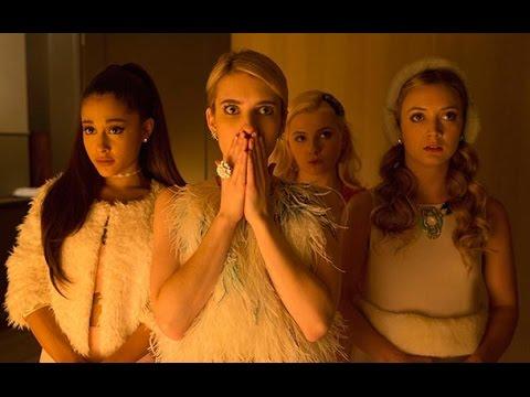 Fox S Scream Queens Scores Official Series Premiere Date Adds Buffy Alum Charisma Carpenter Youtube