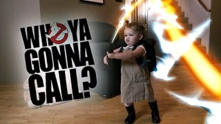 HALLOWEEN GHOSTBUSTERS + GIVEAWAY | Legend Of Baby Chick