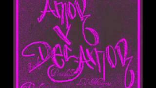 7.-TE AMO Y TE ODIO - PEZADILLA, SANDY 374 Y LIL MAYRAP (AMOR Y DESAMOR)
