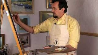 Preview | Water-Mixable Oils with Michael Sanders
