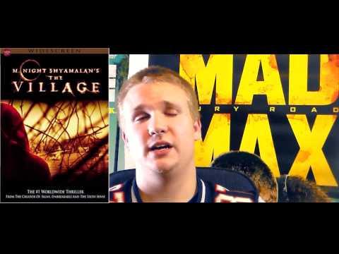 M.  Night Shymalan Trilogy Review Sixth Sense, Unbreakable,The Village