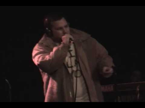 "Sage Francis - ""Rewrite"" Live"