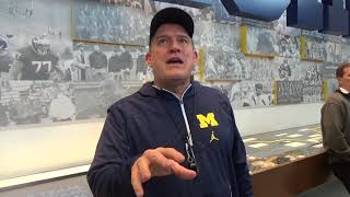 Warinner focused on coaching O-line, contributing to offense