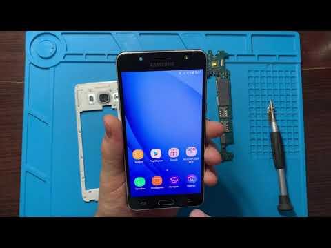 Samsung J5 J510 не включается замена системной платы
