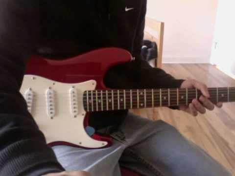American Dream- Silverstein Guitar Cover