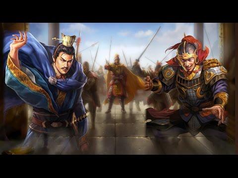 ROTK 13 PUK Strategist Roxanne part 3 / 三國志13 PK 杜娟軍師傳 3 - The Stubborn Brothers