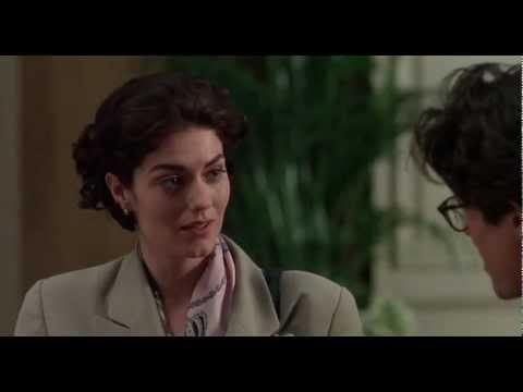 Anna Chancellor in Four Weddings and a Funeral 1