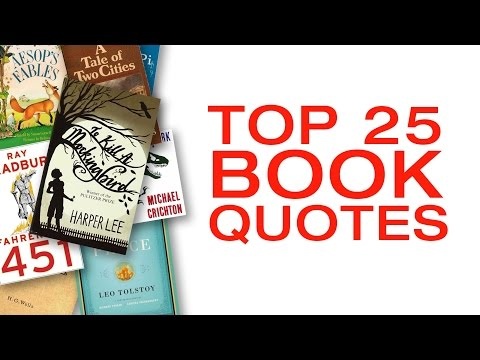 25 Best Book Quotes | Top Quotes from Popular Books