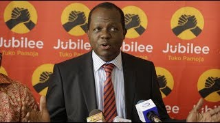 Kenya news today | Ruto's 2022 ticket not automatic, Tuju declares as Jubilee rift widens