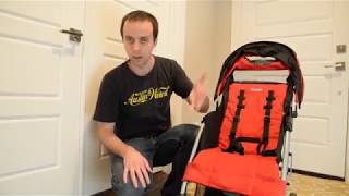 Kolcraft Plus Lightweight Stroller - Product Review