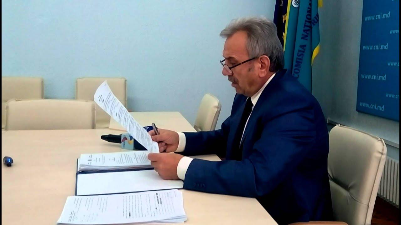 Viceprimarul Chișinăului, Nistor Grozavu, ar fi semnat o autorizație în interesul soției sale