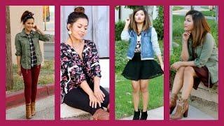 Fall Fashion 2014 ♡ Cute & Comfy Outfits! - ThatsHeart Thumbnail