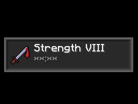 STRENGTH 8 IS BROKEN | Hypixel's NEW Gamemode: The Pit