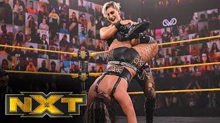 Rhea Ripley vs. Toni Storm: WWE NXT, Dec. 16, 2020