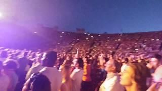 Walking the wire, Imagine Dragons a Verona, 10/07/17 | vesd94