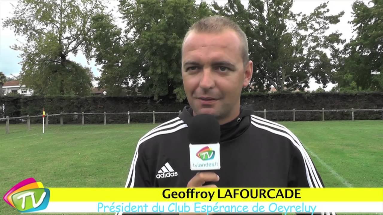 Coupe des landes de football esp rance oeyreluy contre a s maurrin youtube - Coupe des landes football ...