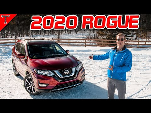 What makes the Rogue Nissan's Best Seller? // Full Tour