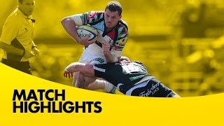 Exeter Chiefs vs Harlequins - Aviva Premiership Rugby 2013/14