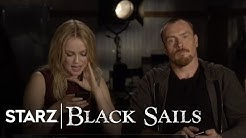 Black Sails | The Cast Read Your Tweets | STARZ