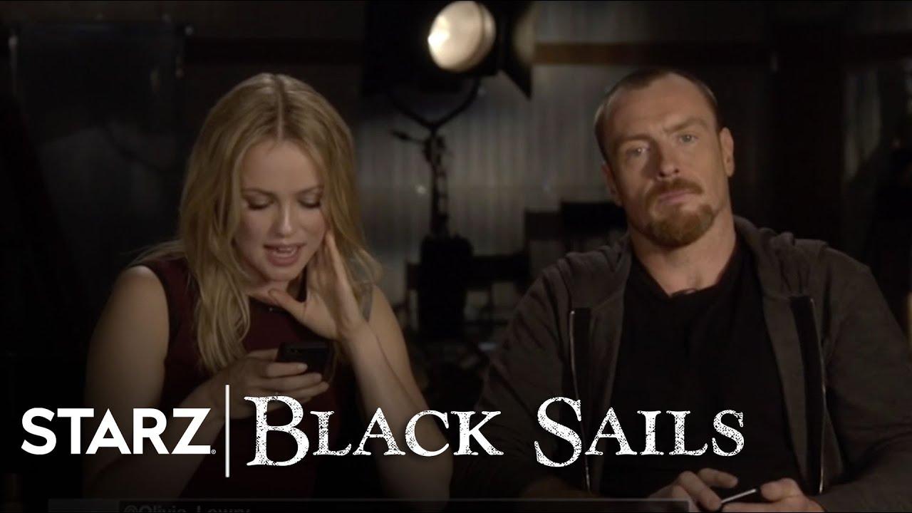 Download Black Sails | The Cast Read Your Tweets | STARZ