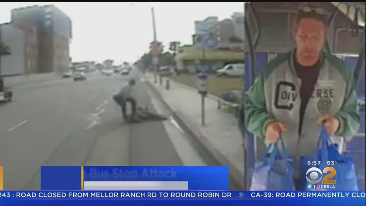 Suspect Beats Man Unconscious, Steals His Bike In Buena Park Attack Caught On Video