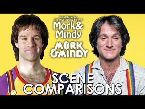 The Unauthorized Story of Mork & Mindy 2005   comparisons