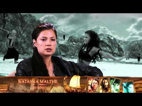 Cast  Natassia Malthe