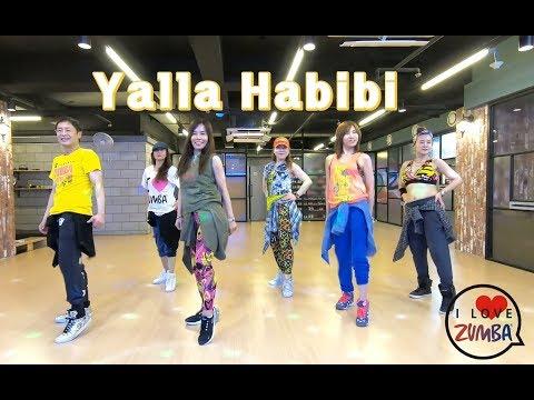 I LOVE ZUMBA / Yalla Habibi / Ragheb Alama Ft. Seyi Shay - Ragheb Alama indir
