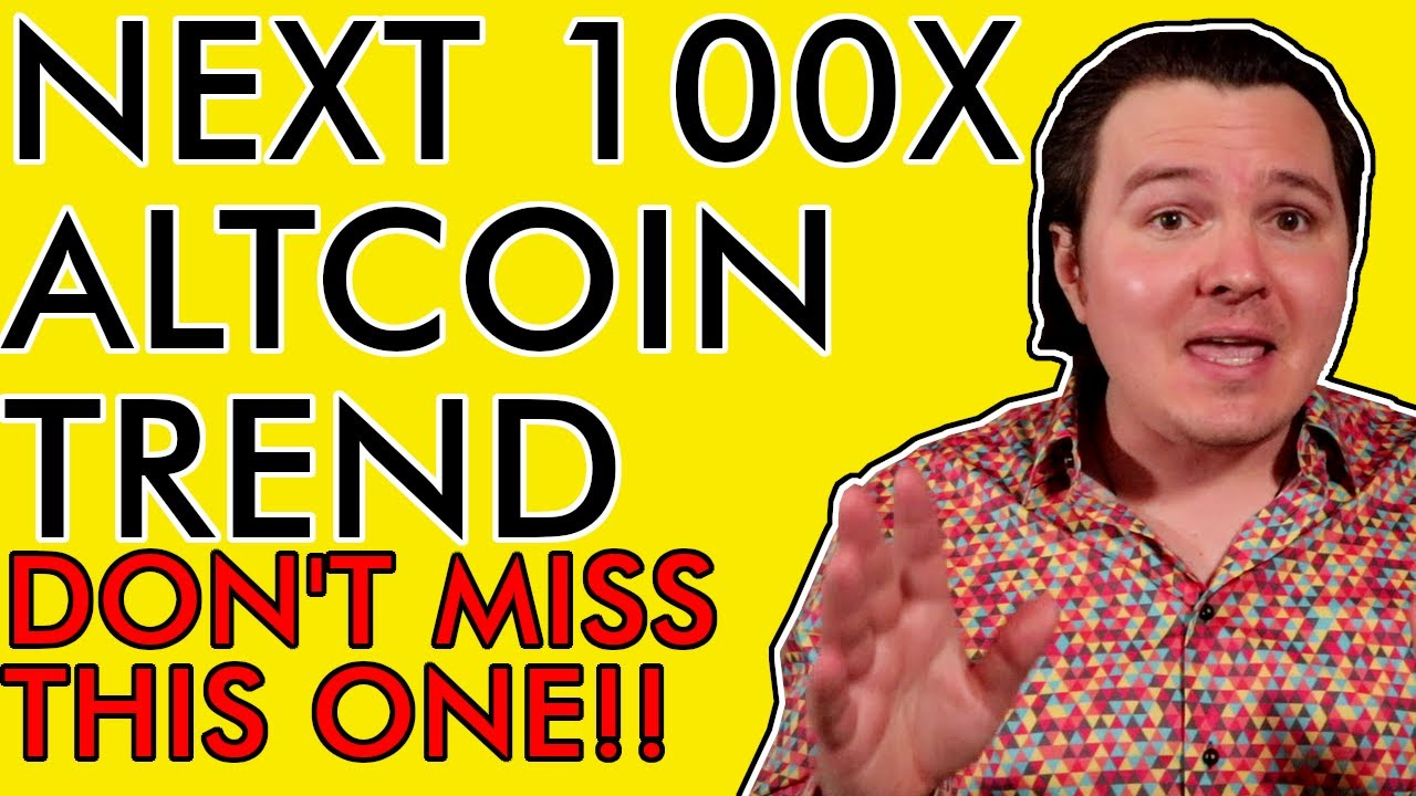 THE NEXT 100X CRYPTO ALTCOIN TREND NFTs [You Don't Want to Miss This!]