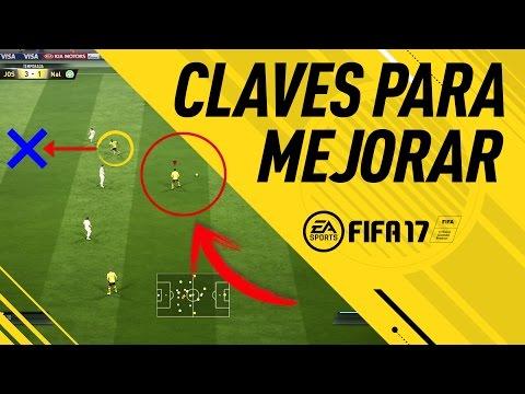 ¿UN VIDEO PARA MEJORAR EN FIFA 17?