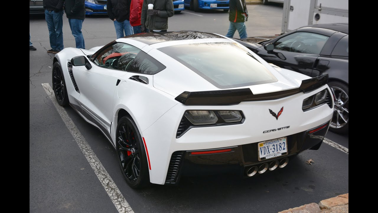 Corvette Zo7 >> New 2015 Corvette Zo6 Zo7 Performance Pack Youtube