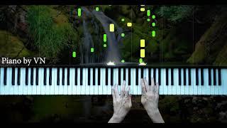 Candan Erçetin - Yalan - Piano by VN
