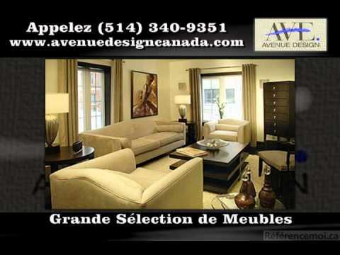 Design d'interieur a Montreal QC - Avenue Design
