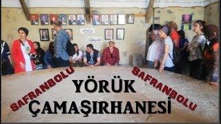 Amasra-Safranbolu Gezisi 4. Bölüm Yörük Çamaşırhanesi (Cemil İpekçi Sokağı-Yörük Ağaları)