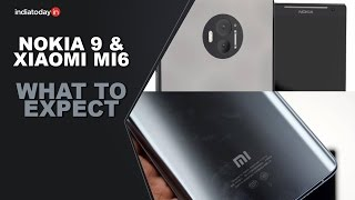 xiaomi mi 6 and nokia 9 expected specs price features and release date