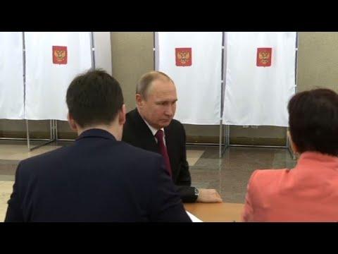 Vladimir Putin in