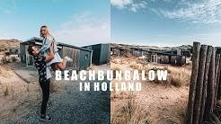 Unser Beachbungalow Urlaub in Holland II Qurios Bloemendaal aan Zee