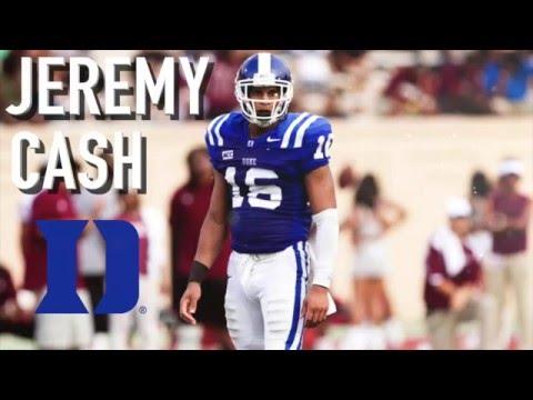 Jeremy Cash    Nation's Best Safety    Duke Highlights