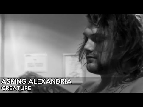 Asking Alexandria - Creature (unOFFICIAL MUSIC VIDEO)