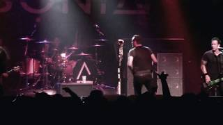 "saint asonia   ""happy tragedy""  live! @ the phoenix theatre"