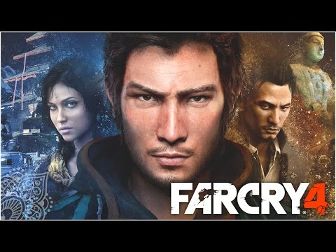 Come out as a king - Story trailer  |  Far Cry 4 [PSN] [SCAN]