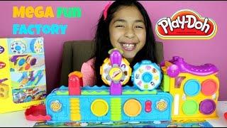 Tuesday Play Doh MEGA FUN FACTORY REVIEW AND PLAY |B2cuteCupcakes
