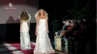 Свадебные платья. Alena Goretskaya fashion show 2013