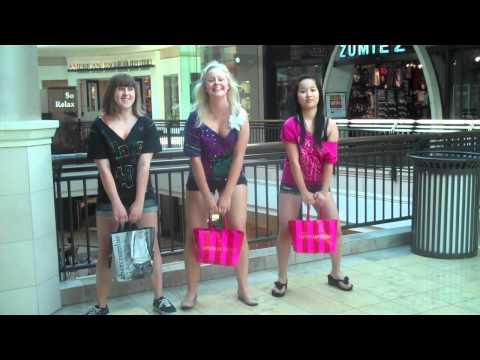 Workout haul IN A MALL - Saratoga high school P.E. PROJECT!