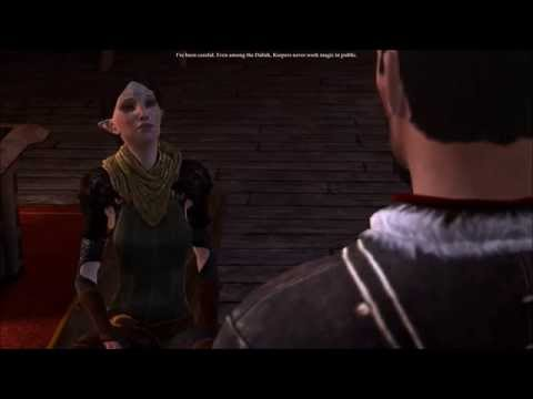 Dragon Age II -- Nice Crime You Have Around Here