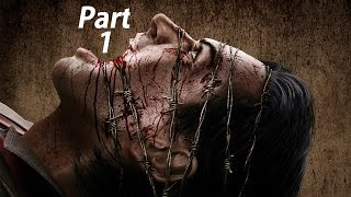 The Evil Within Gameplay Walkthrough Part 1- Evil Begins (XBOX ONE Gameplay)