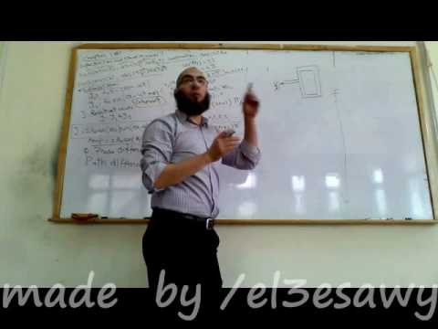 chapter 18 && part 1 :superposition and standing waves physic :Dr- mahmoud mounir fcis asu