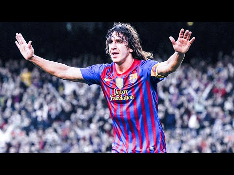 Carles Puyol ● The Legend of Defense
